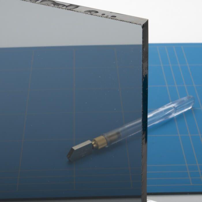 Gehard gekleurd glas 6mm